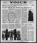 The Wooster Voice (Wooster, OH), 1975-01-24
