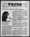 The Wooster Voice (Wooster, OH), 1976-01-30