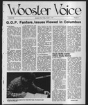 The Wooster Voice (Wooster, OH), 1976-10-01