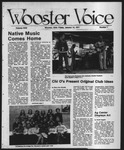 The Wooster Voice (Wooster, OH), 1977-01-14
