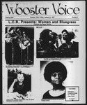 The Wooster Voice (Wooster, OH), 1977-01-21