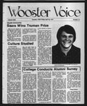 The Wooster Voice (Wooster, OH), 1977-04-22