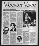 The Wooster Voice (Wooster, OH), 1977-05-27