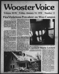The Wooster Voice (Wooster, OH), 1978-01-13