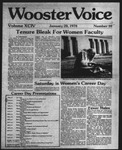 The Wooster Voice (Wooster, OH), 1978-01-20