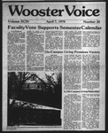 The Wooster Voice (Wooster, OH), 1978-04-07