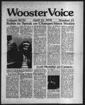 The Wooster Voice (Wooster, OH), 1978-04-14