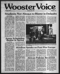 The Wooster Voice (Wooster, OH), 1979-01-26