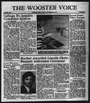 The Wooster Voice (Wooster, OH), 1982-11-12