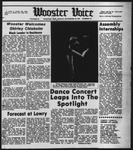 The Wooster Voice (Wooster, OH), 1984-11-16