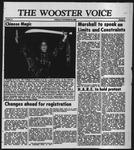 The Wooster Voice (Wooster, OH), 1985-10-25