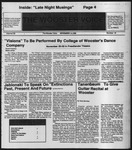 The Wooster Voice (Wooster, OH), 1986-11-14