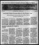 The Wooster Voice (Wooster, OH), 1987-02-13