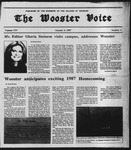 The Wooster Voice (Wooster, OH), 1987-10-09