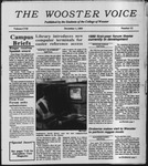 The Wooster Voice (Wooster, OH), 1989-12-01