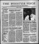 The Wooster Voice (Wooster, OH), 1990-01-19 by Wooster Voice Editors