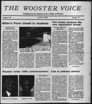 The Wooster Voice (Wooster, OH), 1990-04-27 by Wooster Voice Editors