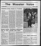 The Wooster Voice (Wooster, OH), 1990-10-12 by Wooster Voice Editors