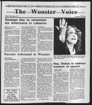 The Wooster Voice (Wooster, OH), 1990-10-19 by Wooster Voice Editors