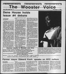 The Wooster Voice (Wooster, OH), 1990-11-09 by Wooster Voice Editors