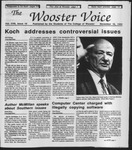 The Wooster Voice (Wooster, OH), 1990-11-16 by Wooster Voice Editors