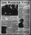 The Wooster Voice (Wooster, OH), 1984-04-20