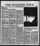 The Wooster Voice (Wooster, OH), 1985-10-18