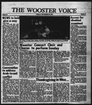 The Wooster Voice (Wooster, OH), 1985-11-22
