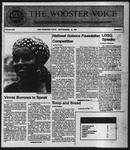 The Wooster Voice (Wooster, OH), 1986-09-19