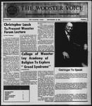 The Wooster Voice (Wooster, OH), 1986-09-26