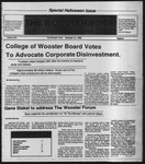The Wooster Voice (Wooster, OH), 1986-10-31