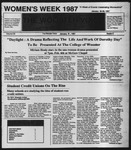The Wooster Voice (Wooster, OH), 1987-01-23
