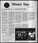 The Wooster Voice (Wooster, OH), 1987-09-04