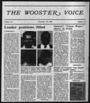 The Wooster Voice (Wooster, OH), 1988-11-18
