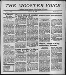 The Wooster Voice (Wooster, OH), 1990-01-12 by Wooster Voice Editors