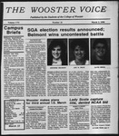 The Wooster Voice (Wooster, OH), 1990-03-02 by Wooster Voice Editors