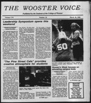 The Wooster Voice (Wooster, OH), 1990-03-30 by Wooster Voice Editors