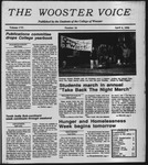 The Wooster Voice (Wooster, OH), 1990-04-06 by Wooster Voice Editors