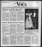 The Wooster Voice (Wooster, OH), 1991-05-03