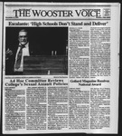 The Wooster Voice (Wooster, OH), 1991-11-08