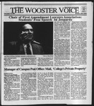 The Wooster Voice (Wooster, OH), 1991-11-15
