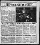 The Wooster Voice (Wooster, OH), 1991-12-13