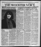 The Wooster Voice (Wooster, OH), 1992-01-17