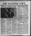The Wooster Voice (Wooster, OH), 1992-01-24
