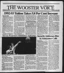 The Wooster Voice (Wooster, OH), 1992-02-21