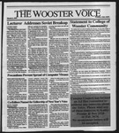 The Wooster Voice (Wooster, OH), 1992-03-05