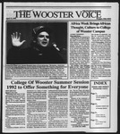 The Wooster Voice (Wooster, OH), 1992-04-17