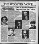 The Wooster Voice (Wooster, OH), 1992-05-01