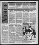 The Wooster Voice (Wooster, OH), 1992-10-09
