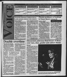 The Wooster Voice (Wooster, OH), 1992-11-06